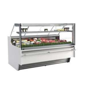VBC15SCP DELI DISPLAY CASES STRAIGHT GLASS