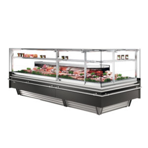 VBC18SCP DELI DISPLAY CASES STRAIGHT GLASS