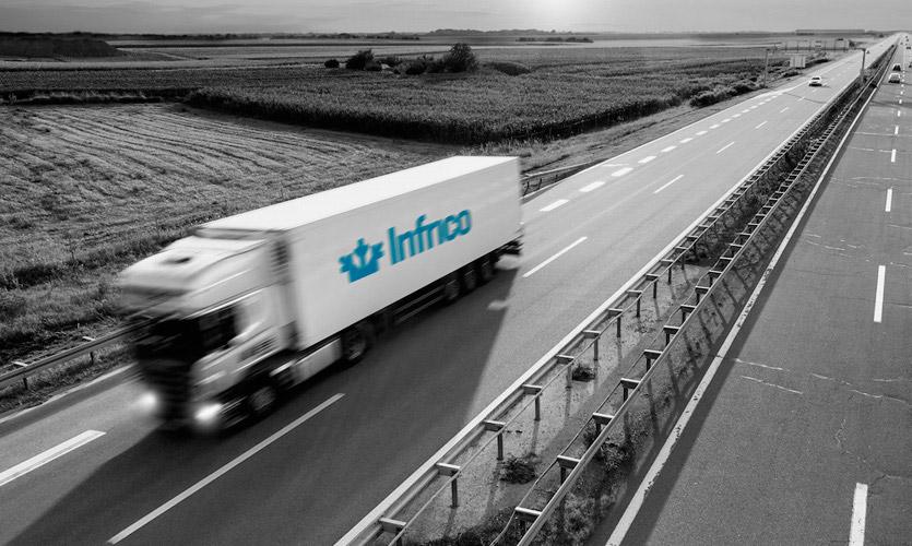 Infrico Truck