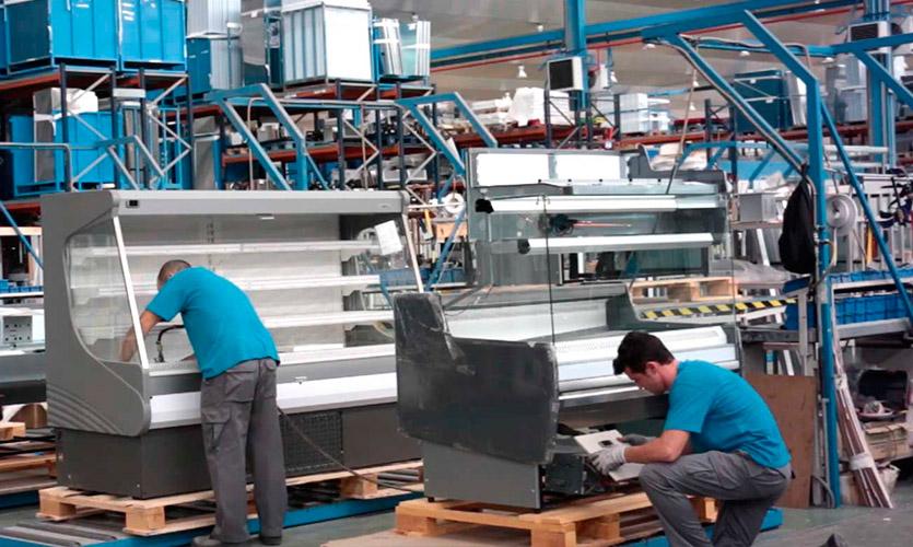 Infrico Factory