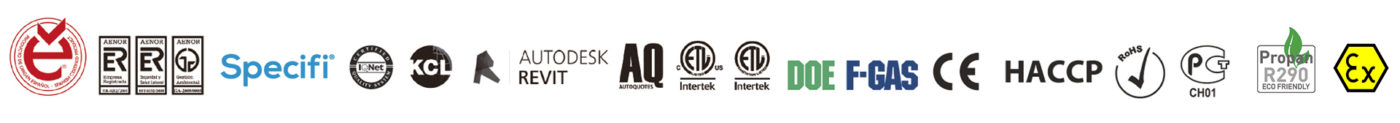Infrico quality certificated