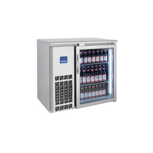 back bar coolers ERV 36 II GD Infrico