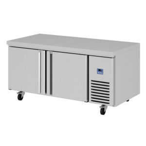 Deep undercounter freezers